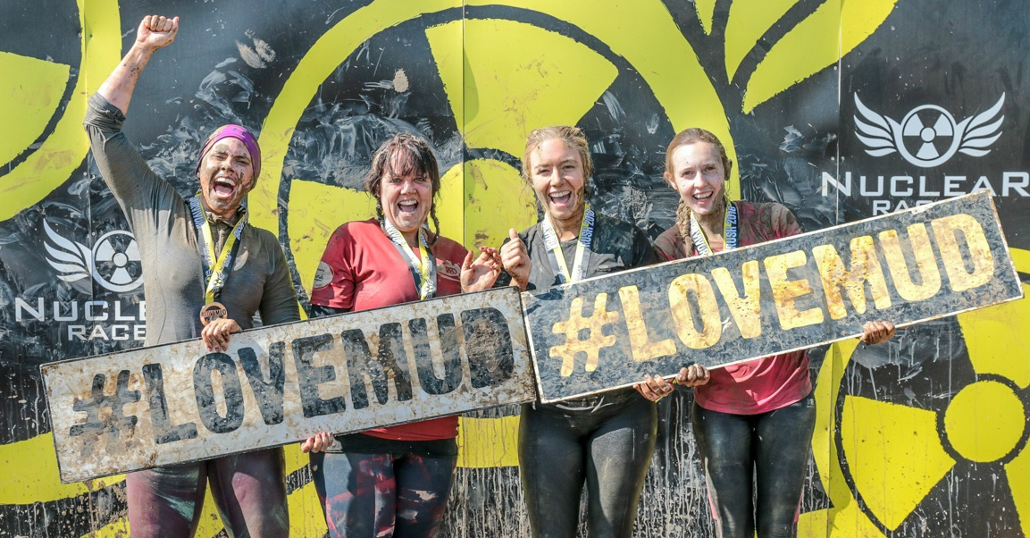Cherrydown Vets at Nuclear Races
