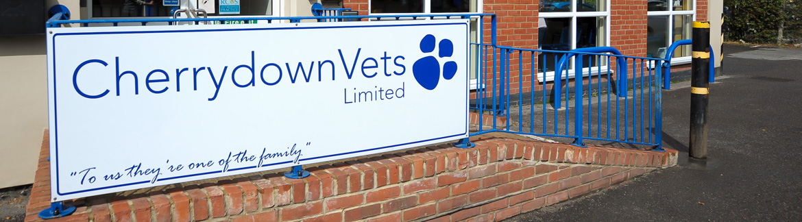 Cherrydown Vets blog